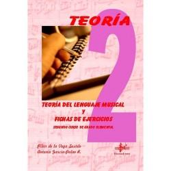 Teoría del Lenguaje Musical y Fichas de Ejercicios (Curso 2º)