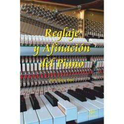 Reglaje y Afinación del Piano