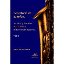 Repertorio de Saxofón, Vol. 1