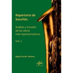 Repertorio de Saxofón, Vol. 2