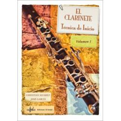 El Clarinete. Técnica de Inicio. Vol. 1