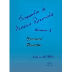 Compendio de Armonía Razonada Vol. 1 Ejercicios Resueltos