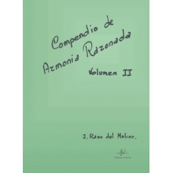 Compendio de Armonía Razonada Vol. 2