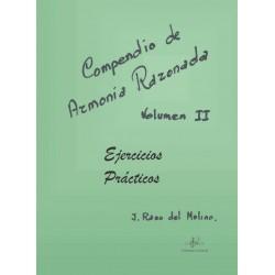 Compendio de Armonía Razonada Vol. 2 Ejercicios Prácticos
