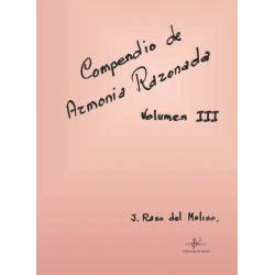 Compendio de Armonía Razonada Vol. 3