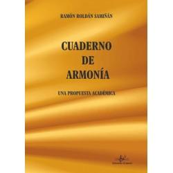 Cuaderno de Armonía - Una propuesta académica