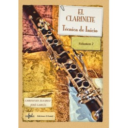 El Clarinete. Técnica de Inicio. Vol. 2