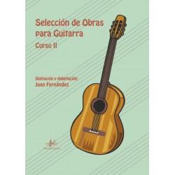 Selección de Obras para Guitarra. Curso 2º