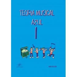 Teoría Musical Azul 1º