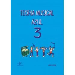 Teoría Musical Azul 3