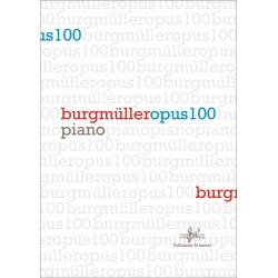 Burgmüller Opus 100