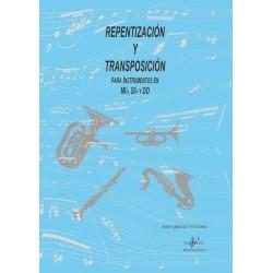 Repentización, Transposición y Acompañamiento para instrumentos