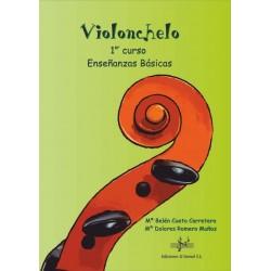 Violonchelo Vol. 1