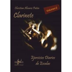 Clarinete - Ejercicios Diarios de Escalas