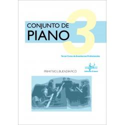 Conjunto de Piano (Contiene CD)