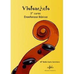 Violonchelo Vol. 3