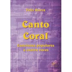 Canto Coral - Canciones populares a cuatro voces