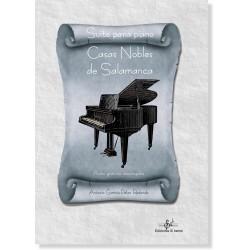 """Suite para Piano """"Casas nobles de Salamanca"""""""