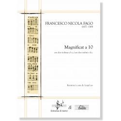 Magnificat a 10