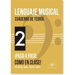 Lenguaje Musical - Cuaderno de Teoría 2