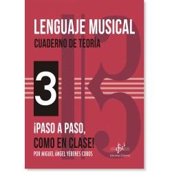Lenguaje Musical - Cuaderno de Teoría 3