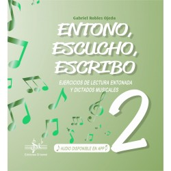 ENTONO, ESCUCHO, ESCRIBO 2