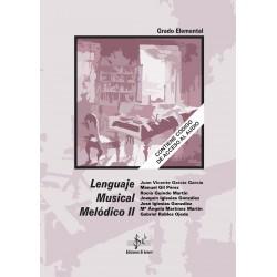 Lenguaje Musical Melódico II (audio en APP)