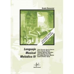 Lenguaje Musical Melódico IV (audio en APP)