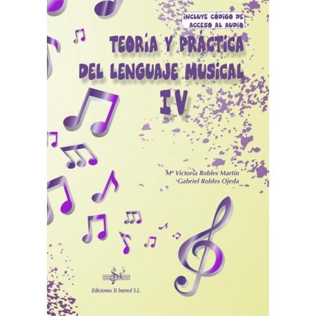 Teoría y Práctica del Lenguaje Musical IV