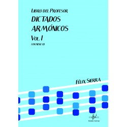 Dictados Armónicos Vol.I (Audio en App)