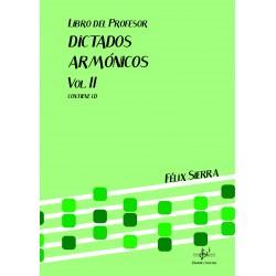 Dictados Armónicos Vol.II (Audio en App)