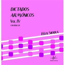 Dictados Armónicos Vol.IV (Audio en App)