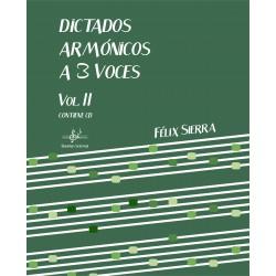 Dictados Armónicos a 3 Voces Vol.2 (Audio en App)