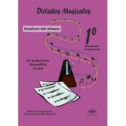 Dictados Musicales 1º E.E.P.P. Alumno