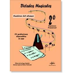 Dictados Musicales 2º E.E.P.P. Alumno