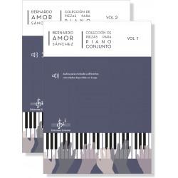 Colección de Piezas para Piano Conjunto
