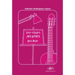 Doce estudios para guitarra