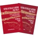 SISTEMA DE ESCALAS Y ARPEGIOS PARA VIOLA II (2 tomos)