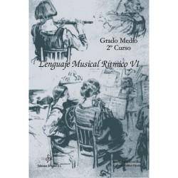 Lenguaje Musical Rítmico VI
